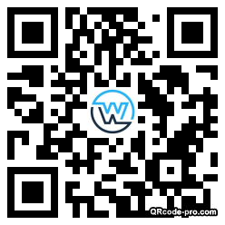 QR code with logo 2Z320