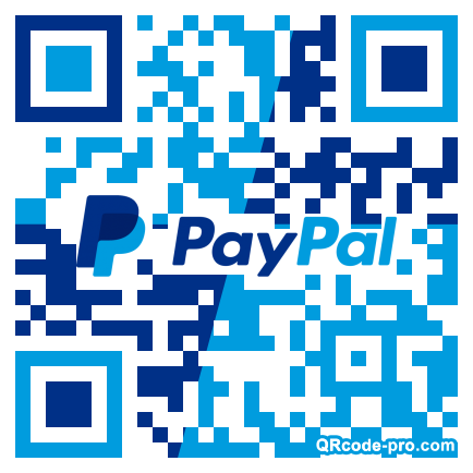 QR code with logo 2Z3S0