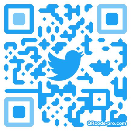 QR code with logo 2Z5W0
