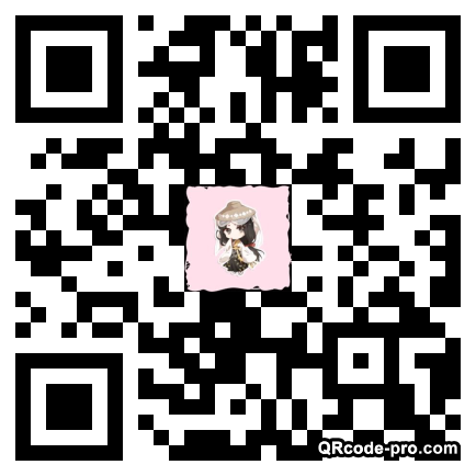 QR code with logo 2Z840