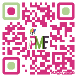 QR code with logo 2Z850