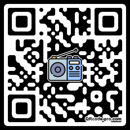 QR code with logo 2Z900