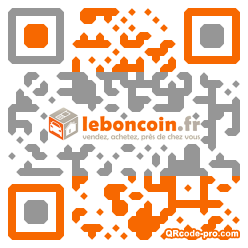 QR code with logo 2ZCm0