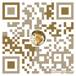 QR code with logo 2ZK30