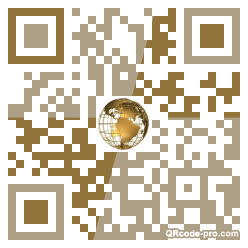 QR code with logo 2ZK40