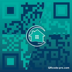 QR code with logo 2ZLw0