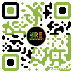 QR code with logo 2ZTh0