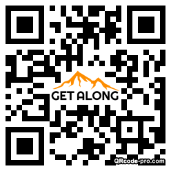 QR code with logo 2ZVc0