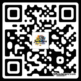 QR code with logo 2ZaD0