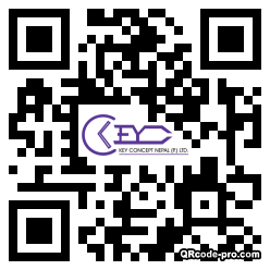 QR code with logo 2ZcS0