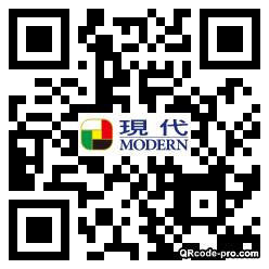 QR code with logo 2Zdj0