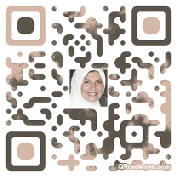 QR code with logo 2ZjU0