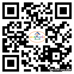 QR code with logo 2Zl80