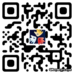 QR code with logo 2ZlO0