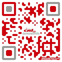 QR code with logo 2ZlY0