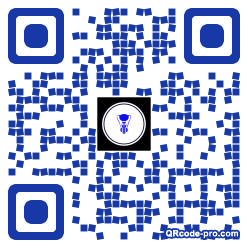 QR code with logo 2Zto0