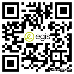 QR code with logo 2Zup0