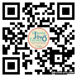 QR code with logo 2a120