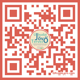 QR code with logo 2a130