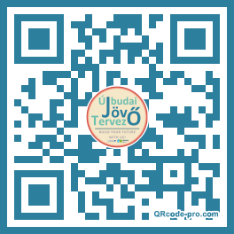 QR code with logo 2a150