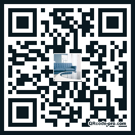 QR code with logo 2a230