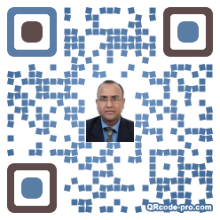 QR code with logo 2a4H0