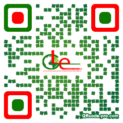 QR code with logo 2aEs0