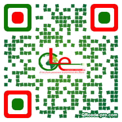 QR code with logo 2aEx0
