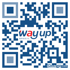 QR code with logo 2aFu0