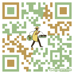 QR code with logo 2aHH0