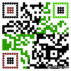 QR code with logo 2aHZ0