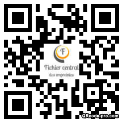 QR code with logo 2aJP0