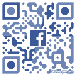 QR code with logo 2aKn0