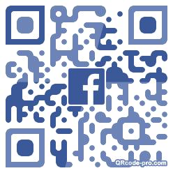 QR code with logo 2aN60