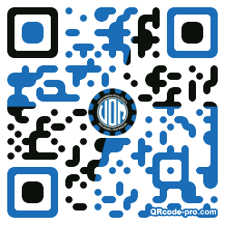 QR code with logo 2aNB0