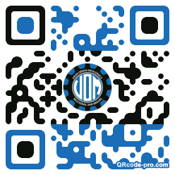 QR code with logo 2aNL0