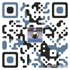QR code with logo 2aNY0
