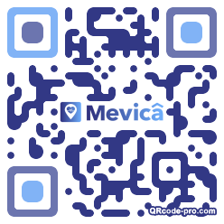 QR code with logo 2aVS0