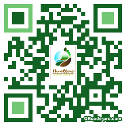 QR code with logo 2aWu0