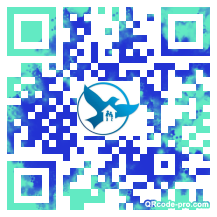 QR code with logo 2aaJ0
