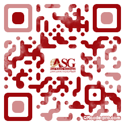 QR code with logo 2ab10