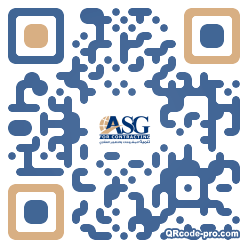 QR code with logo 2ab20