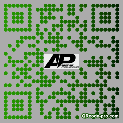 QR code with logo 2acF0