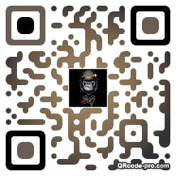 QR code with logo 2ad60
