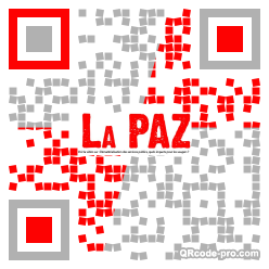 QR code with logo 2aeL0