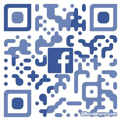 QR code with logo 2al40