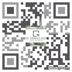 QR code with logo 2amf0