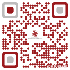 QR code with logo 2anT0