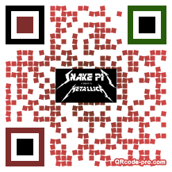 QR code with logo 2ano0