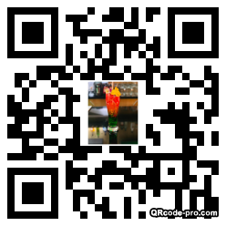 QR code with logo 2aoY0